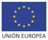 Logotipo Unión Europea Ayudas Feder